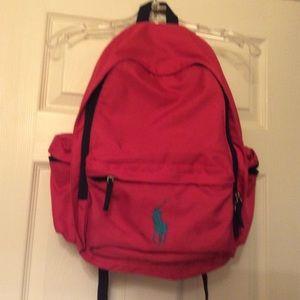 Ralph Lauren (Polo) Backpack